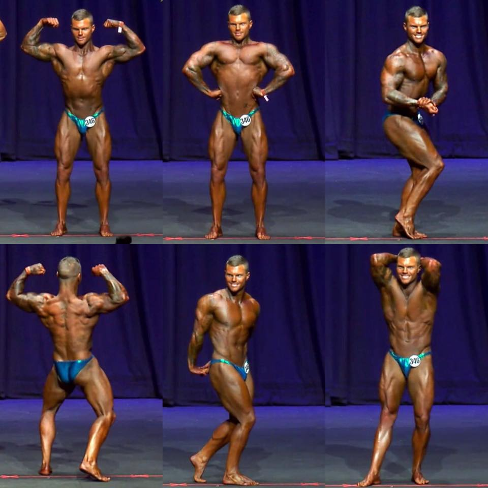 Bodybuilding Posing Trunks Australia Mens Competition
